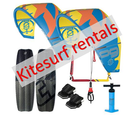 kitesurfing gear kitesurf rental athens greece